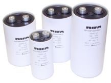 Rifa electrolytic capacitors