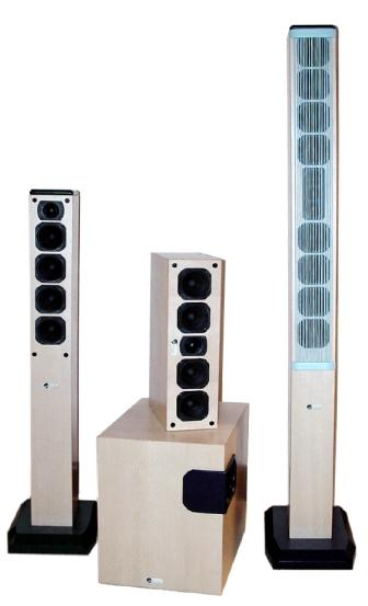 VIRA 5.1 Home Theater Speaker System