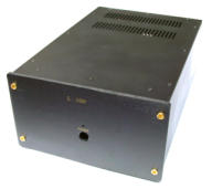 PWRAM-2 Alum./Steel Chassis Case for power supply