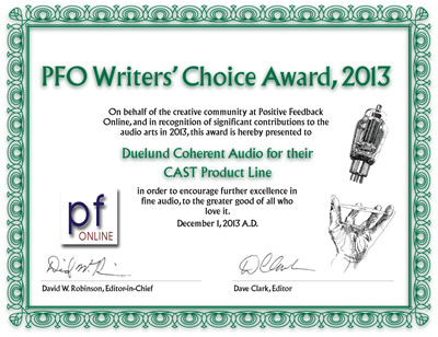 Cast capacitor PF online award